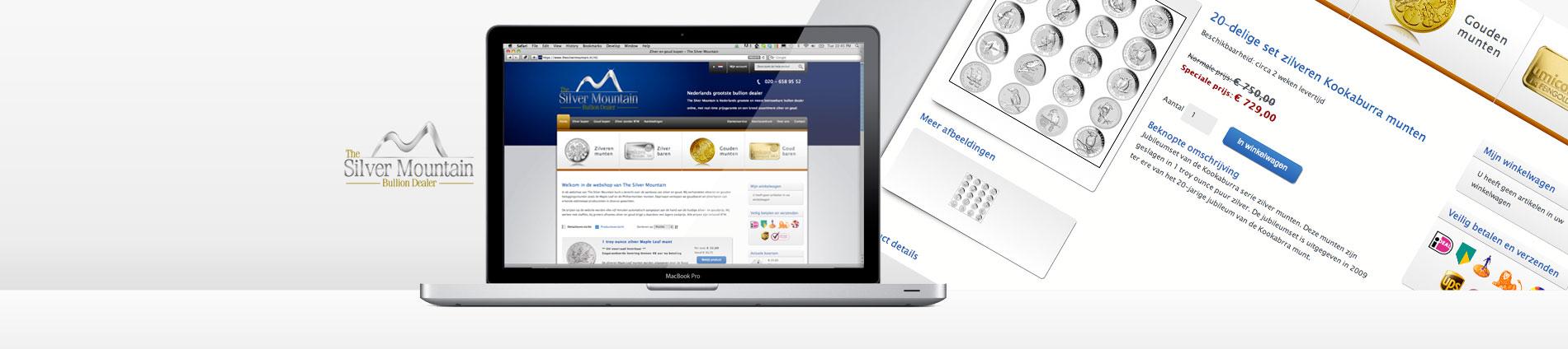 magento shop. magento webwinkel laten maken, shop bouwen